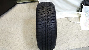 WINTER UNIROYAL TIGER PAW ICE AND SNOW II, 195/60R 15