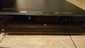2 5 disk cd changers denon/kenwood