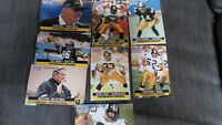 Pittsburg Steelers cards 1991