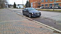 Lease takeover: 2015 Cadillac ATS Coupe Luxury AWD Coupe