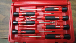 Snap-on Precision 6pc Screwdriver Set