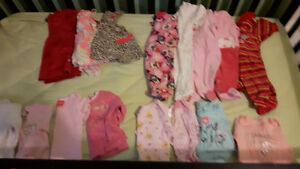 Baby girl clothing lot nb to 3 to 6 Kingston Kingston Area image 4