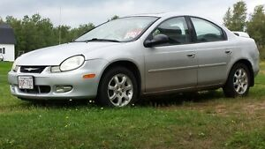 2002 Chrysler Neon Other