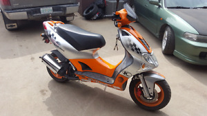 2008 Kymco 50cc Scooter
