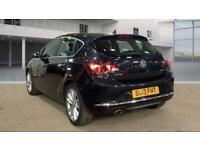 2013 Vauxhall Astra 2.0 ELITE CDTI 5d 163 BHP Hatchback Diesel Automatic
