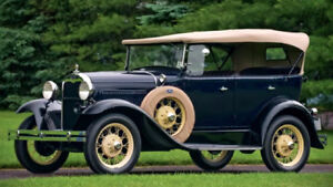Wanted Model A Ford
