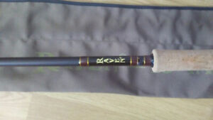 Raven float rod