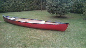 Canoe--Old Town 17'
