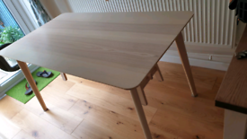 Ikea Lisabo Dining Table