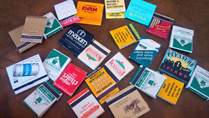 Does Anyone Collect Match Books Anymore? Kitchener / Waterloo Kitchener Area image 1