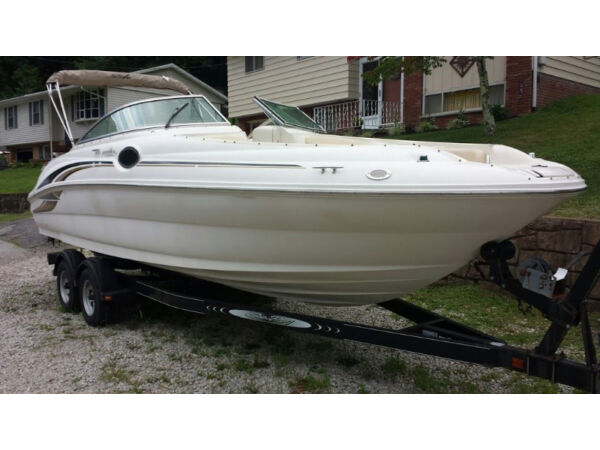 Used 2000 Sea Ray Boats 240 Sundeck