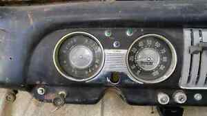 1951 1952 chevy dash complete West Island Greater Montréal image 2