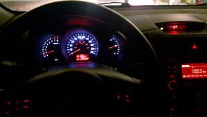 Immaculate condition,Very low KM, first owner,Kia forte Lx 2011