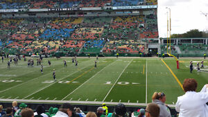 2 tickets to labour day game