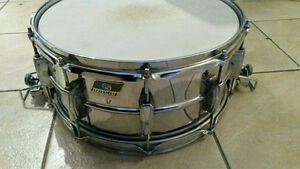 Ludwig 5x14 Super Sensitive early 1980s Chrome