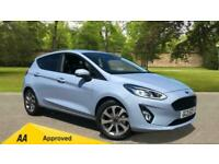 2021 Ford Fiesta 1.0 EcoBoost Hybrid mHEV 125 Trend 5dr with City P Hatchback Pe