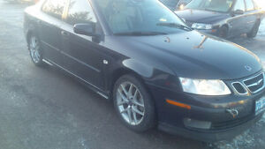 2004 Saab 9-3 Aero Sedan 2.0l Turbo