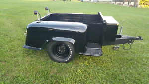 Mint 1955 Chev box use as cool trailer or as nice box