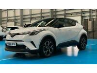 2019 Toyota C-HR 1.2T Design 5dr Hatchback petrol Manual