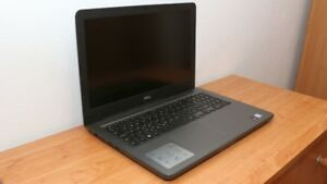 Laptop Dell Inspiron 5567 a vendre!