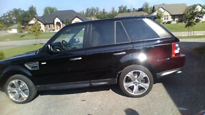 2011 Land Rover Range Rover Sport Supercharged, SUV