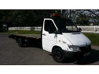 Mercedes-Benz Sprinter LWB 2.2cdi - Recovery Truck - Manual - NO VAT