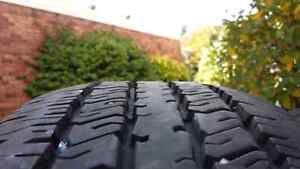 Hankook DynaPro AT 235-75-17 F150 Kitchener / Waterloo Kitchener Area image 2