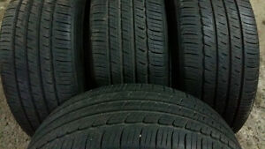 AllSEASON / SUMMER TIRES  225/45/17