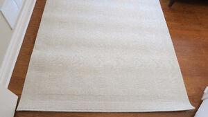 Très beau tapis en laine