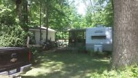 28 foot Jayco Jay Flight On A site in Ipperwash (Silver Birches)