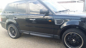 2008 Land Rover Range Rover HSE Sport SUV, Crossover