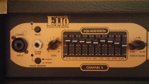 Acoustic amp with built in effects and looping Cambridge Kitchener Area image 2