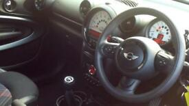 2014 Mini Paceman 1.6 Cooper S 3dr Manual Petrol Coupe