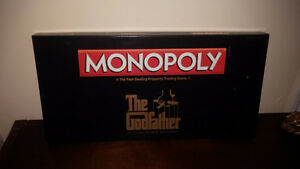 """""""The Godfather Monopoly Game"""""""