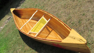 Brand new cedar strip canoe for sale , hand built  by myself.