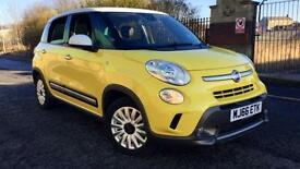 2016 Fiat 500L 1.6 Multijet 120 Trekking 5dr Manual Diesel Hatchback