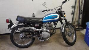 **Mint** 1972 Honda CL125