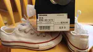 Converse Sneakers youth 12.5 St. John's Newfoundland image 2
