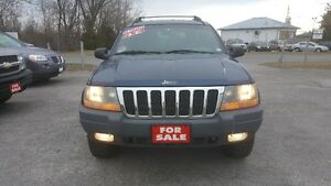 JEEP GRAND CHEROKEE 4X4 *** SALE PRICED *** CERT $3995