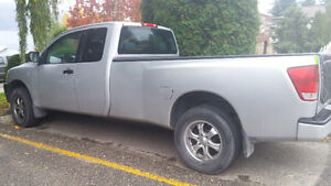 2008 Nissan Titan Xe 4x4 8ft box