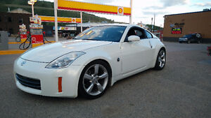 Perl White 2006 Nissan 350Z Coupe (Low Km!!)