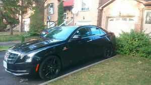 2015 Cadillac ATS-Sport appearance package (Lease Takeover)