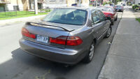 2000 Honda Accord 4portes Berline