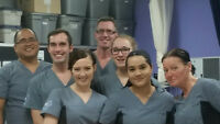 Student Nursing Cleaners
