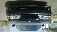 e39 bmw headlights 1998 5 series with angel eyes