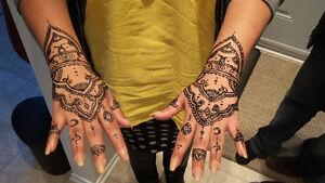 Henna-Mehendi