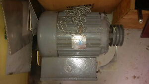 Industrial Farm Duty 10 HP Electric Motor
