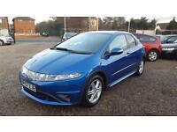 2007 (57) Honda Civic 1.4i-DSI SE+ SE Plus 50000 Miles 1 Owner 12 MOT Bargain