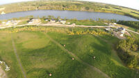 Serviced, Rural Lakeside Lots on Popular, Well Managed Site