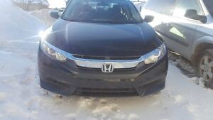 2016 Honda Civic lx Sedan **PRICE TO SELL QUICK BY OWNER!!